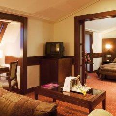 Отель Talaso Louxo-La Toja Эль-Грове удобства в номере