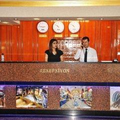 Yilmazel Hotel Турция, Газиантеп - отзывы, цены и фото номеров - забронировать отель Yilmazel Hotel онлайн интерьер отеля
