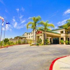 Отель Hilton Garden Inn Los Angeles Montebello Монтебелло парковка