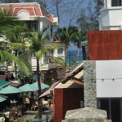 Апартаменты Nin Apartments Karon Beach бассейн