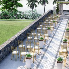 Отель Bentota Beach by Cinnamon Шри-Ланка, Бентота - отзывы, цены и фото номеров - забронировать отель Bentota Beach by Cinnamon онлайн балкон
