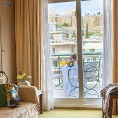 Philippos Hotel Афины комната для гостей фото 5