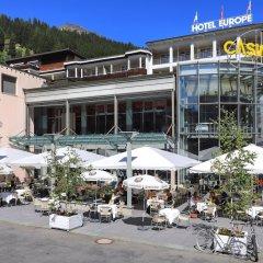 Отель Europe Швейцария, Давос - отзывы, цены и фото номеров - забронировать отель Europe онлайн фото 7