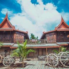 Отель Sasitara Thai villas Таиланд, Самуи - отзывы, цены и фото номеров - забронировать отель Sasitara Thai villas онлайн фото 4