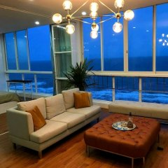 Отель SunEx Luxury Apartment Вьетнам, Вунгтау - отзывы, цены и фото номеров - забронировать отель SunEx Luxury Apartment онлайн интерьер отеля фото 2