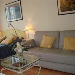 Апартаменты Quartier Latin (2) Apartment Париж комната для гостей фото 3