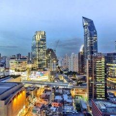 Отель Hilton Sukhumvit Bangkok Таиланд, Бангкок - отзывы, цены и фото номеров - забронировать отель Hilton Sukhumvit Bangkok онлайн фото 11