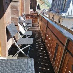 Отель Helvetia Швейцария, Церматт - отзывы, цены и фото номеров - забронировать отель Helvetia онлайн балкон