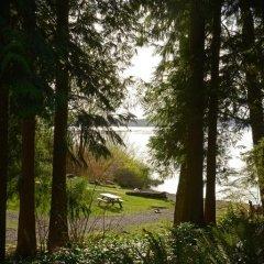 Отель Lake Quinault Lodge Куинолт фото 9