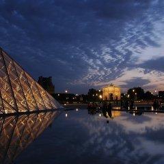 Апартаменты Notre Dame Apartments Париж приотельная территория