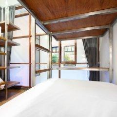REST IS MORE Hostel Бангкок комната для гостей фото 3