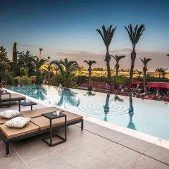 Отель Sofitel Marrakech Lounge and Spa бассейн фото 2