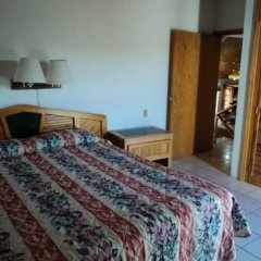 Отель Cabañas Sierra Bonita Мексика, Креэль - отзывы, цены и фото номеров - забронировать отель Cabañas Sierra Bonita онлайн удобства в номере фото 2