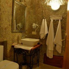 Elif Stone House Турция, Ургуп - 1 отзыв об отеле, цены и фото номеров - забронировать отель Elif Stone House онлайн ванная