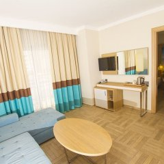 Blue Bay Platinum Hotel Мармарис комната для гостей фото 5