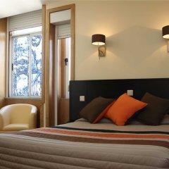 Hotel do Norte сейф в номере