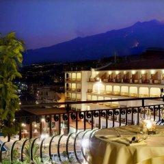 Отель RG Naxos Hotel Италия, Джардини Наксос - 3 отзыва об отеле, цены и фото номеров - забронировать отель RG Naxos Hotel онлайн балкон