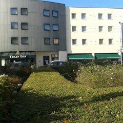 Отель Tulip Inn Antwerpen Антверпен