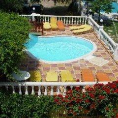 Отель Agali Villa бассейн фото 2