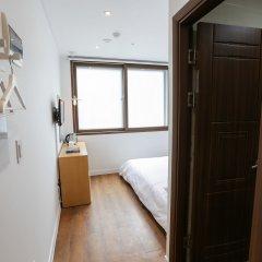 Отель Jongnowon Hostel Южная Корея, Сеул - 1 отзыв об отеле, цены и фото номеров - забронировать отель Jongnowon Hostel онлайн ванная