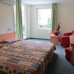 Отель Family Hotel Aurelia Болгария, Солнечный берег - отзывы, цены и фото номеров - забронировать отель Family Hotel Aurelia онлайн комната для гостей фото 4