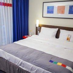 Гостиница Питер Инн Петрозаводск 4* Стандартный номер с различными типами кроватей фото 20