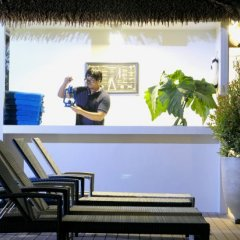 Отель Phuket Boat Quay фитнесс-зал