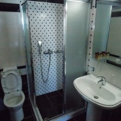 Отель New Heaven Албания, Саранда - отзывы, цены и фото номеров - забронировать отель New Heaven онлайн ванная