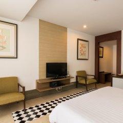 Отель Baboona Beachfront Living комната для гостей фото 6