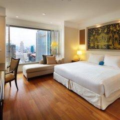 Grande Centre Point Hotel Ratchadamri 5* Номер Grand Deluxe с различными типами кроватей фото 8