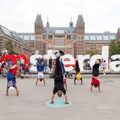 Отель The Flying Pig Uptown Нидерланды, Амстердам - отзывы, цены и фото номеров - забронировать отель The Flying Pig Uptown онлайн фото 6