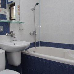 Отель Eos Hotel Болгария, Видин - отзывы, цены и фото номеров - забронировать отель Eos Hotel онлайн ванная