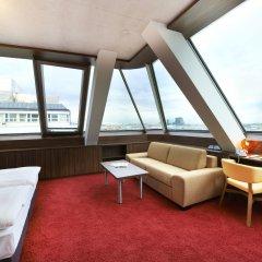 Отель SIMM'S Вена балкон