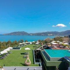Отель Crest Resort & Pool Villas пляж