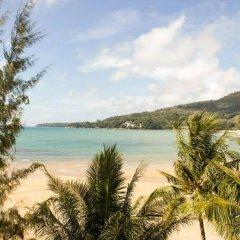 Отель Baan Natacha Beachfront Guesthouse пляж фото 2