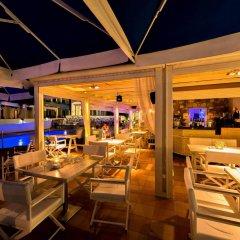 Отель Oasis Beach Hotel Греция, Агистри - отзывы, цены и фото номеров - забронировать отель Oasis Beach Hotel онлайн бассейн