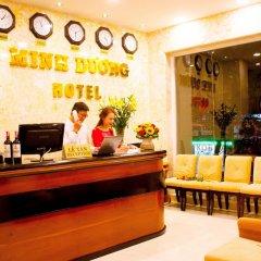 Contempo Hotel Нячанг интерьер отеля
