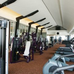 Niran Grand Hotel фитнесс-зал