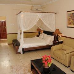 Отель Lake Kariba Inns комната для гостей
