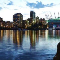 Отель The Burrard Канада, Ванкувер - отзывы, цены и фото номеров - забронировать отель The Burrard онлайн приотельная территория