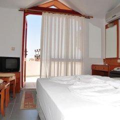 Отель Nergos Garden комната для гостей