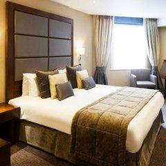 Отель Wellington Hotel by Blue Orchid Великобритания, Лондон - 1 отзыв об отеле, цены и фото номеров - забронировать отель Wellington Hotel by Blue Orchid онлайн комната для гостей фото 4