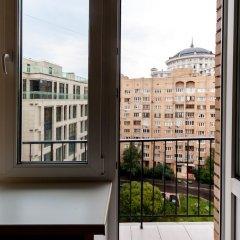 Апартаменты Apartment Nice Arbat Москва балкон
