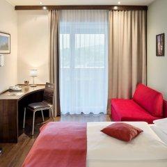 Отель Austria Trend Hotel Salzburg Mitte Австрия, Зальцбург - отзывы, цены и фото номеров - забронировать отель Austria Trend Hotel Salzburg Mitte онлайн комната для гостей фото 4