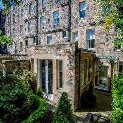Отель The Chester Residence Великобритания, Эдинбург - отзывы, цены и фото номеров - забронировать отель The Chester Residence онлайн вид на фасад
