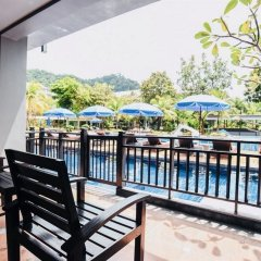 Отель Ramada by Wyndham Aonang Krabi балкон
