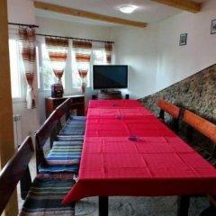 Отель Villa Aqua 2* Студия с разными типами кроватей фото 22