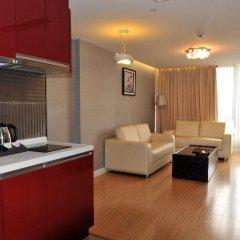 Q - City Hotel в номере фото 2