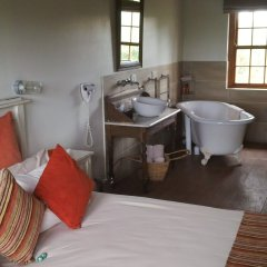 Отель Oyster Bay Lodge ванная фото 2