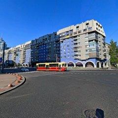 Отель Home4day 2bedroom flat by Aurora cruiser Санкт-Петербург парковка